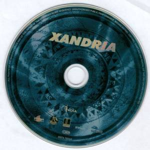 Xandria: India (CD) - Bild 3