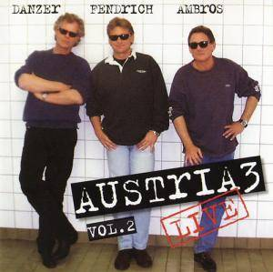 Cover - Austria 3: Live Vol. 2