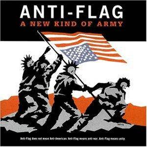 Anti-Flag: New Kind Of Army, A - Cover