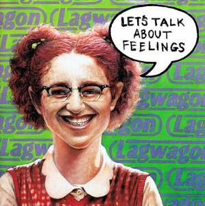 Cover - Lagwagon: Let's Talk About Feelings