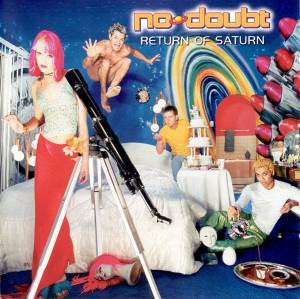 No Doubt: Return Of Saturn (CD) - Bild 1