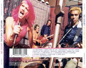 No Doubt: Return Of Saturn (CD) - Bild 3