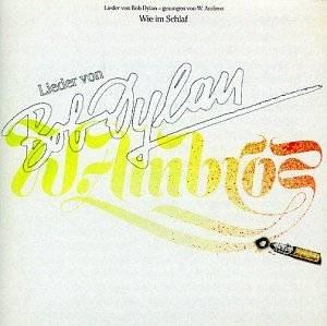 Wolfgang Ambros: Wie Im Schlaf - Lieder Von Bob Dylan (CD) - Bild 1