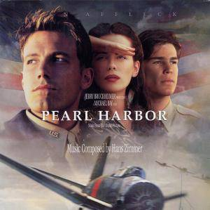 Hans Zimmer: Pearl Harbor - Cover