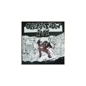Operation Ivy: Energy - Cover