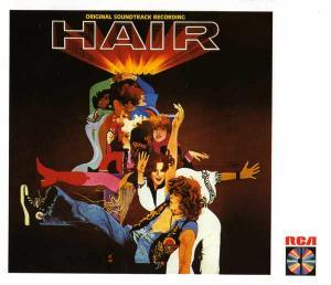 Galt MacDermot: Hair - Original Soundtrack Recording - Cover