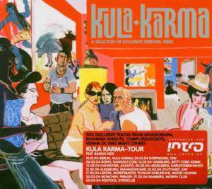Cover - Concorde À L'Orange: Kula Karma - A Selection Of Exclusive Oriental Vibes