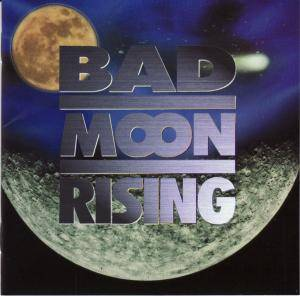 Cover - Bad Moon Rising: Flames On The Moon
