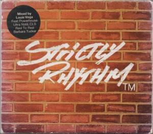 Cover - Barbara Tucker: 1989-1999 - 10 Years Of Strictly Rhythm