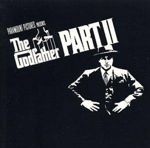 Nino Rota & Carmine Coppola: Godfather Part II, The - Cover