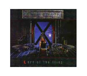Iron Maiden: Lord Of The Flies (Single-CD) - Bild 1