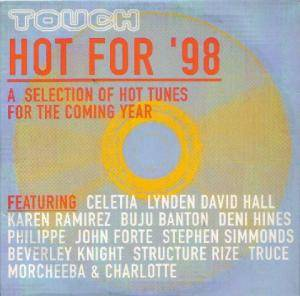 Cover - Deni Hines: Hot For '98
