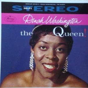 Cover - Dinah Washington: Queen, The