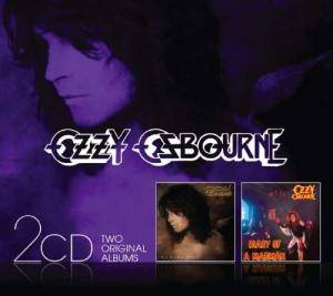 Cover - Ozzy Osbourne: No More Tears / Diary Of A Madman