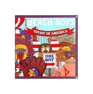 The Beach Boys: Spirit Of America - Cover