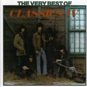 Cover - Classics IV: Very Best Of Classics IV, The