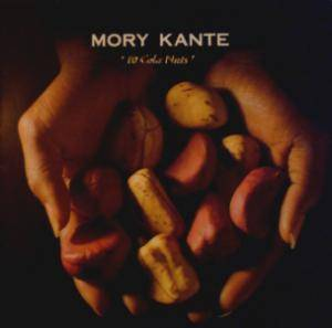 Mory Kanté: 10 Cola Nuts - Cover