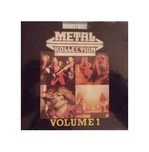 Metal Kollection Volume 1 - Cover