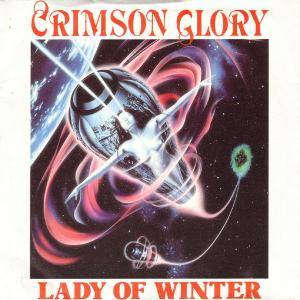 Cover - Crimson Glory: Lady Of Winter