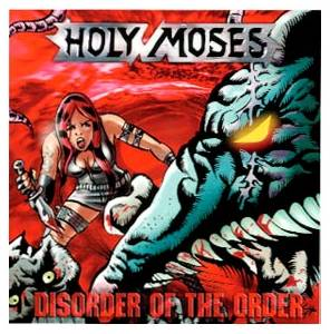 Cover - Holy Moses: Disorder Of The Order