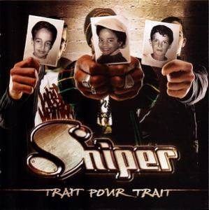 Cover - Sniper: Trait Pour Trait