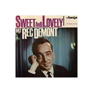 Sweet And Lonely Mit Rec Demont - Cover