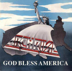 Arch Rival: God Bless America - Cover