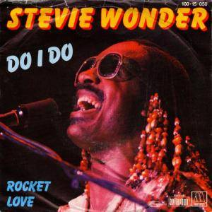 Stevie Wonder: Do I Do - Cover