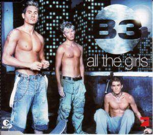 Cover - B3: All The Girls