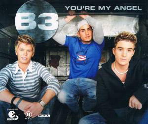 Cover - B3: You're My Angel