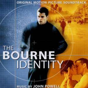 Cover - John Powell: Bourne Identity, The