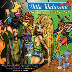 Cover - Harry Hasler: Villa Wahnsinn Vol. 4