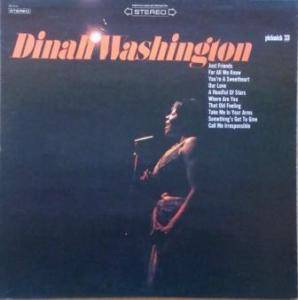 Cover - Dinah Washington: Dinah Washington