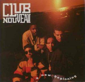 Cover - Club Nouveau: New Beginning, A