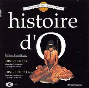 Cover - Stanley Myers: Histoire d'O / Histoire d'O N. 2