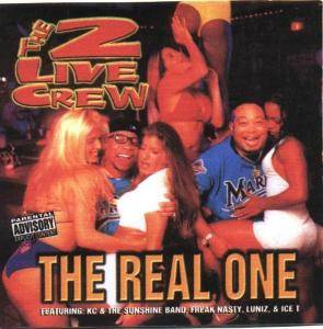 Cover - 2 Live Crew: Real One, The