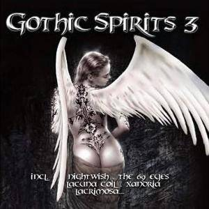 Gothic Spirits 3 - Cover