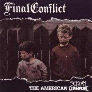 Final Conflict: American Scream, The - Cover