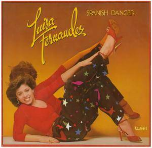 Luisa Fernandez: Spanish Dancer - Cover