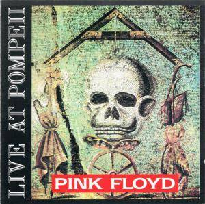 Pink Floyd: Live At Pompeii - Cover