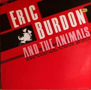 Eric Burdon & The Animals: Eric Burdon And The Animals - Cover