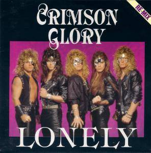 Cover - Crimson Glory: Lonely