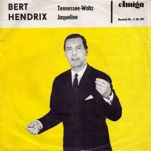 Bert Hendrix