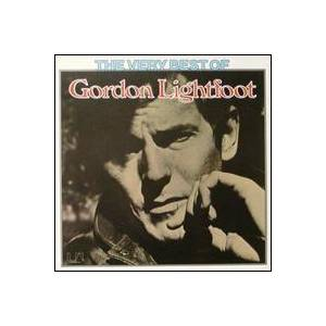 Gordon Lightfoot: Very Best Of Gordon Lightfoot, The - Cover
