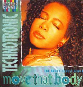 Technotronic Feat. Reggie: Move That Body - Cover