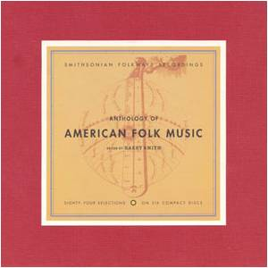 "Cover - Walter ""Furry"" Lewis: Anthology Of American Folk Music"