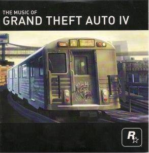 Cover - Greenskeepers: Music Of Grand Theft Auto IV, The
