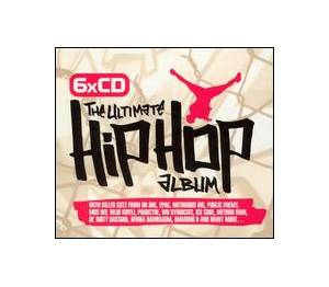 Cover - Yz: Ultimate Hip Hop Album, The