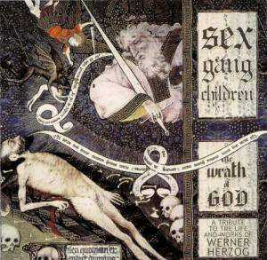 Cover - Sex Gang Children: Wrath Of God, The