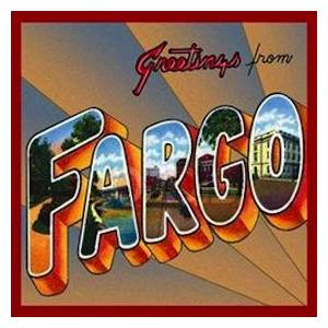 Greetings From Fargo - Cover